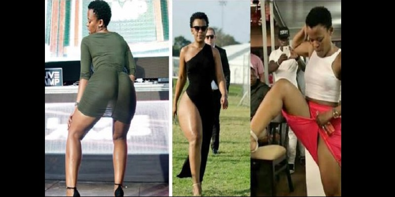 Zambie : la danseuse sud-africaine qui ne porte pas de slip expulsée du territoire