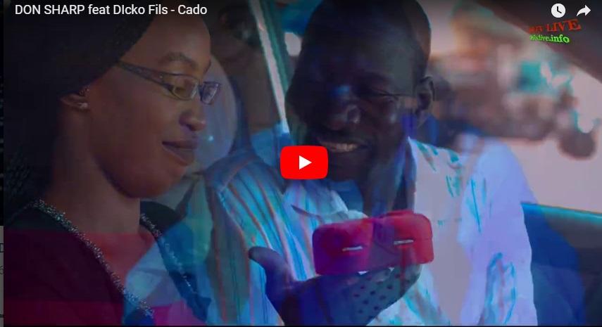 DON SHARP feat Dicko Fils - Cado