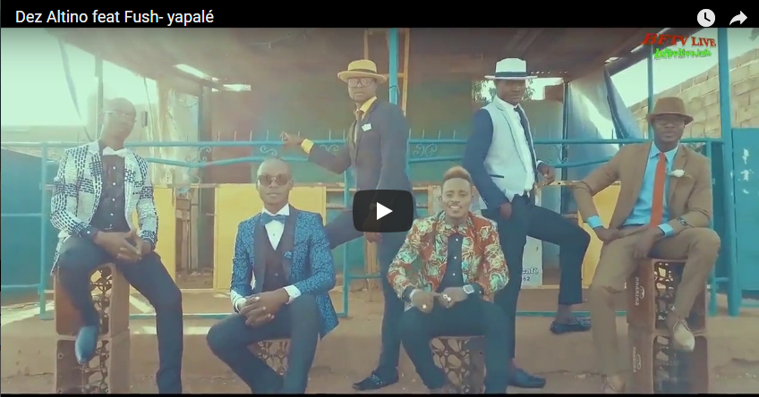 Dez Altino feat Fush- yapalé