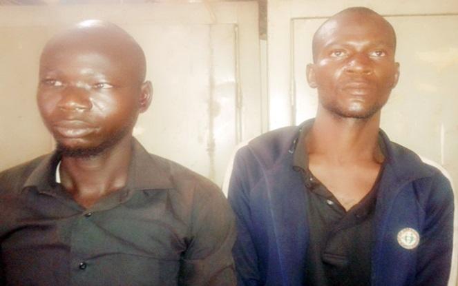 Nigéria : le cadavre d'une femme d'âge mûr volé par deux hommes.