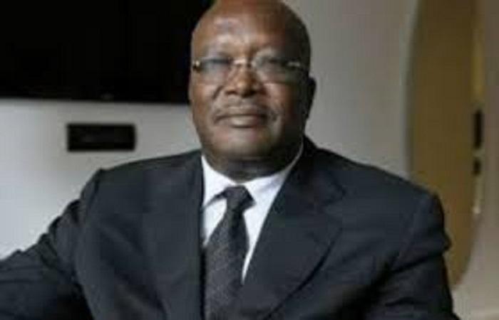 Burkina Faso : l'union européenne  témoigne son soutient  au président du Faso dans la lutte contre le terrorisme.
