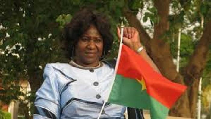 Burkina Faso : Mariam Sankara « les Burkinabè doivent rester unis et se lever tous ensemble pour la défense de leur patrie »
