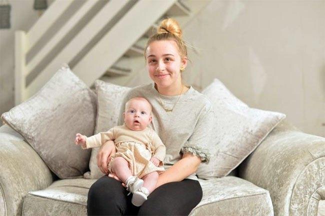 Royaume-Uni : Elle se réveille d'un coma,   apprend qu'elle était enceinte et qu'elle venait de donner naissance.