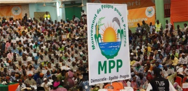 Burkina Faso : trois militants du MPP ont présenté leur démission au bureau politique National.