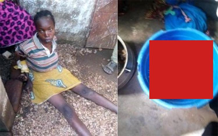 Cameroun: à Badjengo une mère cuisine son enfant âgé de 6 mois à cause de la faim