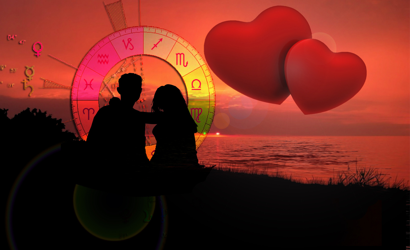 Astrologie : 3 signes du zodiaque qui vont rencontrer le grand amour en 2021