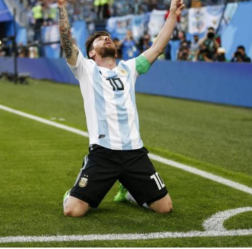 Match Nigeria- Argentine: Lionel Messi après leur qualification