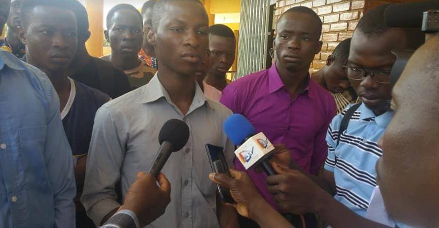 Université de Ouagadougou : des rumeurs d'intimidation de l'ANEB contre des membres de la coalition des délégués de promotion