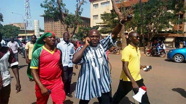 Pascal Zaïda du CED: appelle à la mobilisation pour la marche -meeting de l'opposition