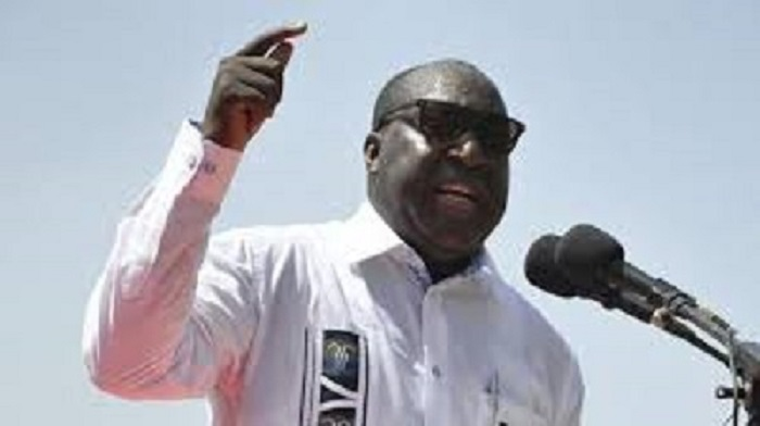 Burkina Faso : Zéphirin Diabre donne des consignes strictes de sécurité pour le bon déroulement de la marche-meeting du 29 septembre.