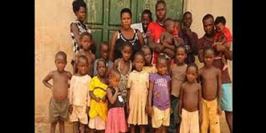 Ouganda : Une femme donne naissance à une trentaine d'enfants.