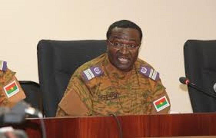 Burkina-Faso : Le colonel Sita Sangaré déclare que les terroristes n'auront pas une portion de terre au Burkina.