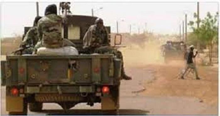 Burkina Faso : un militaire décède à  Pama lors de l'explosion d'une mine.