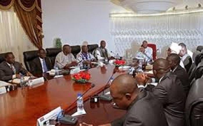 Burkina Faso : Compte rendu du conseil des ministres du jeudi 25 octobre 2018