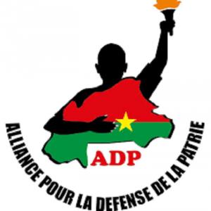 Burkina Faso : L'Alliance pour la défense de la Patrie (ADP), « L'heure de la mobilisation populaire a sonné pour faire barrage à cette décision inique du gouvernement ».