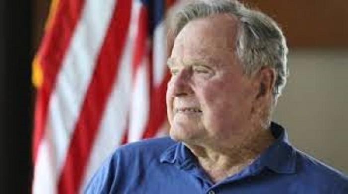 USA : Décès de George H.W.Bush, ex président des États-Unis.