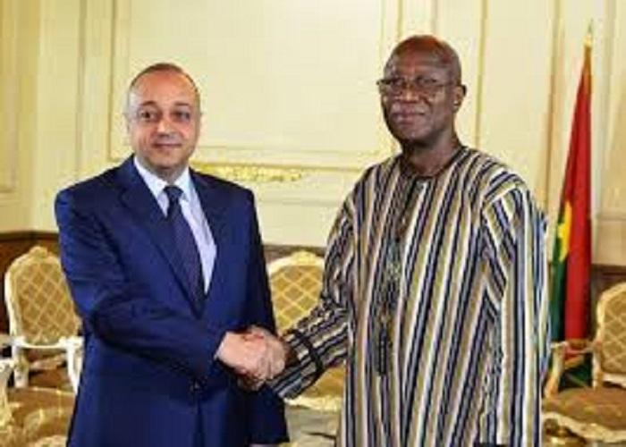 Burkina Faso : Chérif Mokhtar ; «  il y'a beaucoup de domaines à renforcer telle la lutte contre le terrorisme, la prévention de l'extrémisme violent et de la radicalisation au Sahel ».