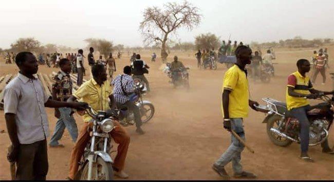 Burkina Faso : Le Tocsin ; Ne nous trompons pas d'ennemis ou d'adversaires. Refusons l'auto flagellation, les tueries fratricides