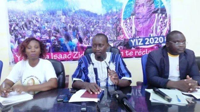 Burkina Faso : Yacouba Isaac Zida à la conquête de la présidentielle 2020