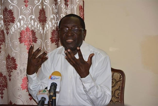 Hermann Yameogo : l'accord complémentaire de la transition, leur est tombé comme un coup de massue