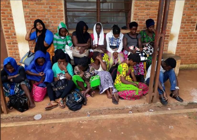 Des milliers de filles nigérianes vendues comme esclaves sexuelles au Mali