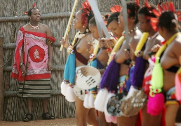 Le roi de eSwatini n'a pas menacé de prison ses sujets qui ne sont pas polygames