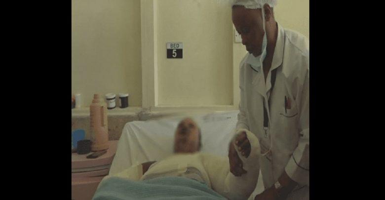 """Kenya: un homme met le feu à sa femme """"pour être rentrée tard le soir"""""""