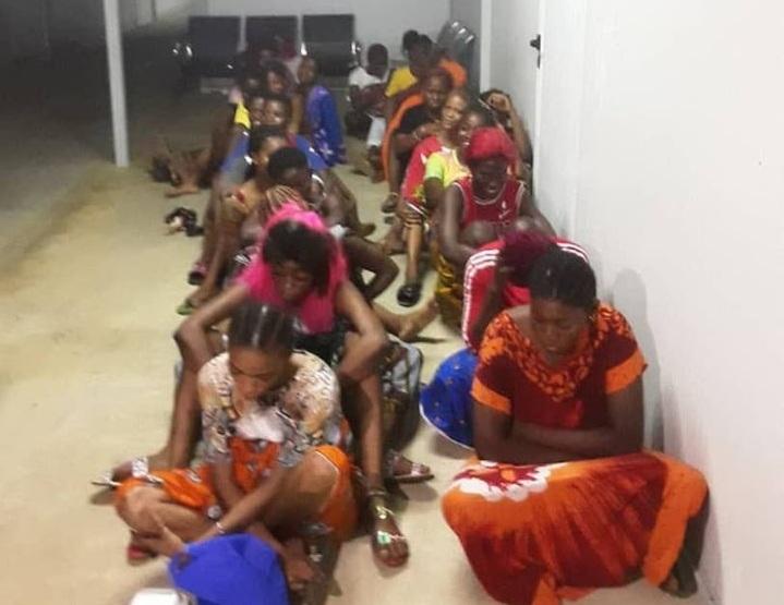 Côte d'Ivoire: 25 jeunes filles interpellées pour racolage actif à Abidjan