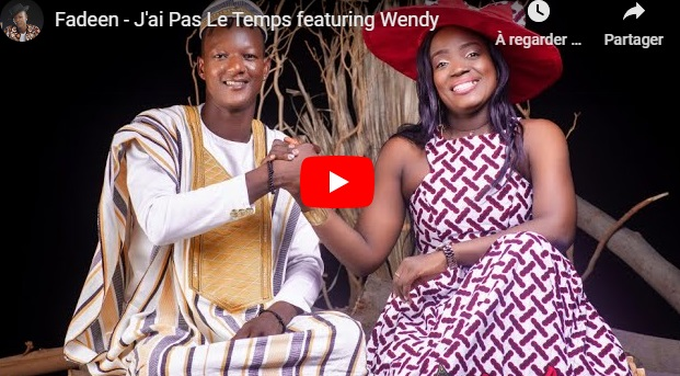 Fadeen - J'ai Pas Le Temps featuring Wendy