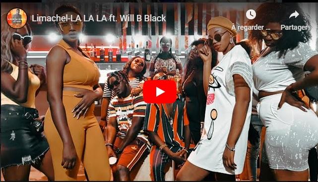 Limachel-LA LA LA ft. Will B Black