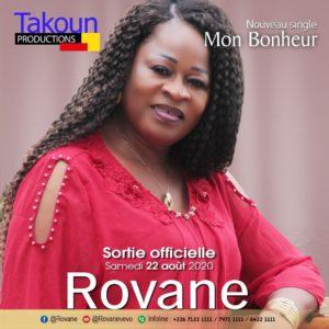 Brand New: ROVANE- mon bonheur