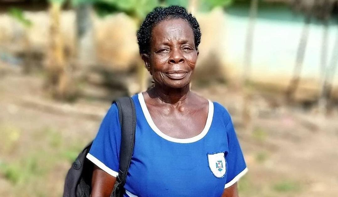 Ghana: à 60 ans elle décroche son BEPC