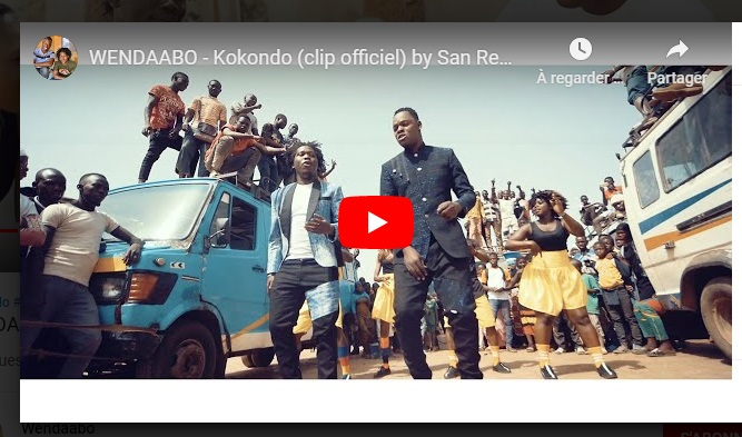 WENDAABO - Kokondo (clip officiel)