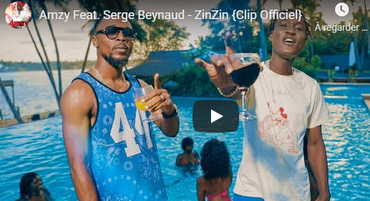 Amzy Feat. Serge Beynaud – ZinZin