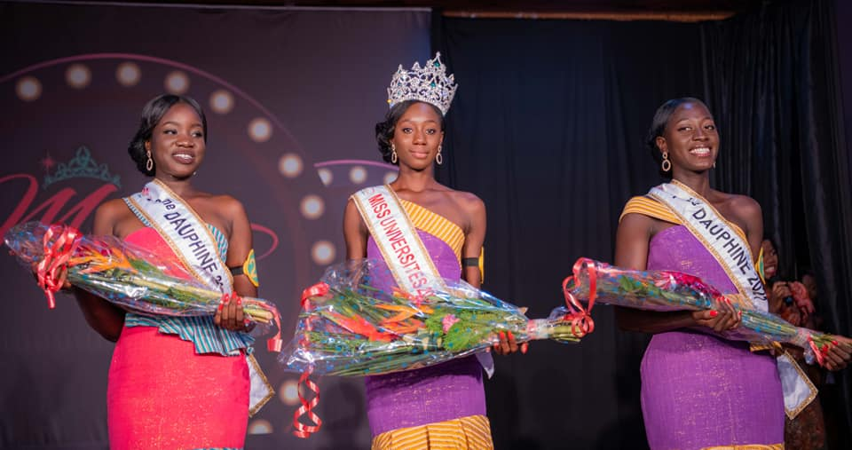 Miss université 2021: une avalanche de critique après le sacre de Nikiema Kadidjatou